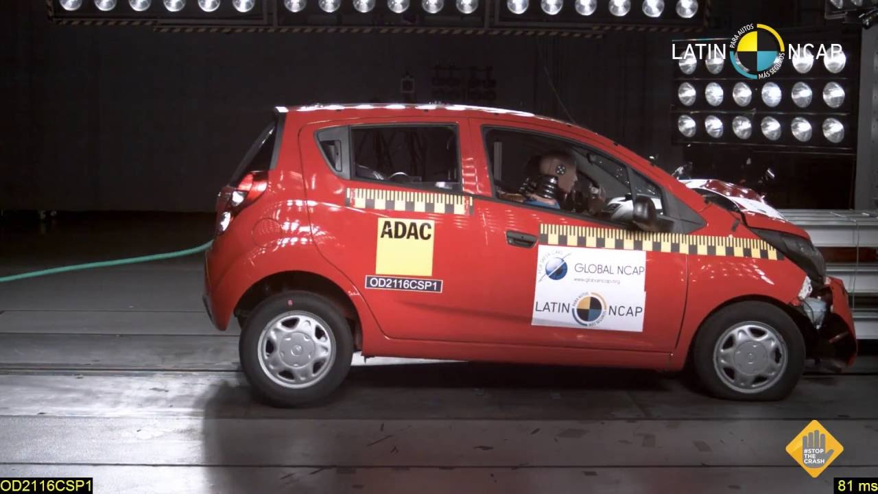 Chevrolet Spark Gt No Airbags Youtube
