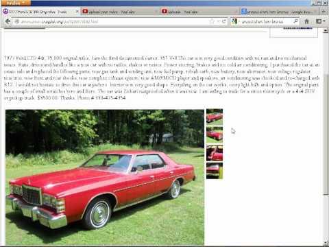 Best Of Akron/Canton Craigslist 1977 Ford LTD
