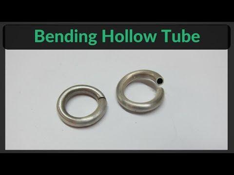 Bending Hollow Tube