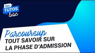 Réponses Parcoursup 2019 : vos questions sur la phase d'admission