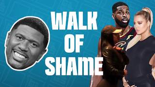 Jalen Rose welcomes Tristan Thompson to the Walk of Shame | Get Up! | ESPN