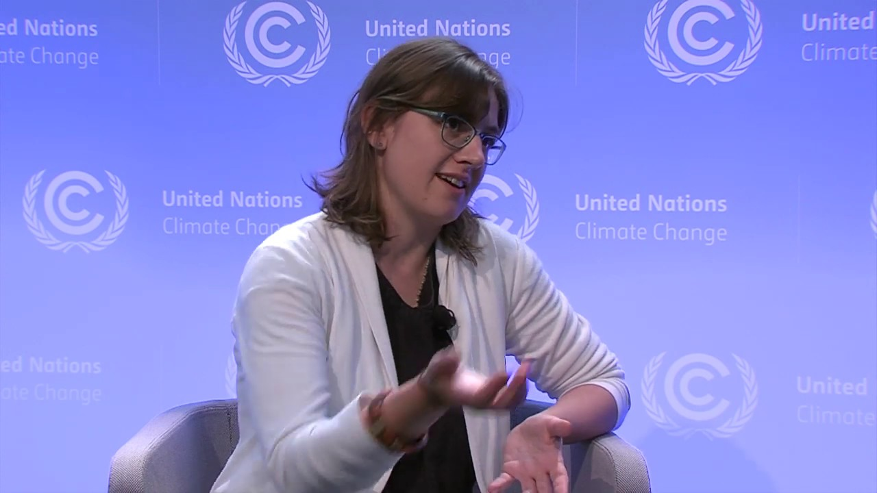 Ms. Patricia Bohland, Climate and gender policy officer, LIFE - education sustainability equality