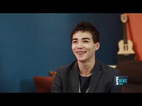 Ludi Lin talks 'Aquaman' and Asian Rom-Coms | E! News Asia