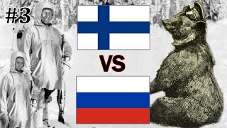 HoI4 - Modern Day Mod - Finland VS Russia - Part 3