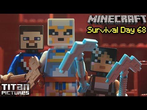 Lego Minecraft Survival 68