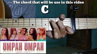 Red Velvet Umpah Umpah Guitar Cover + Chord
