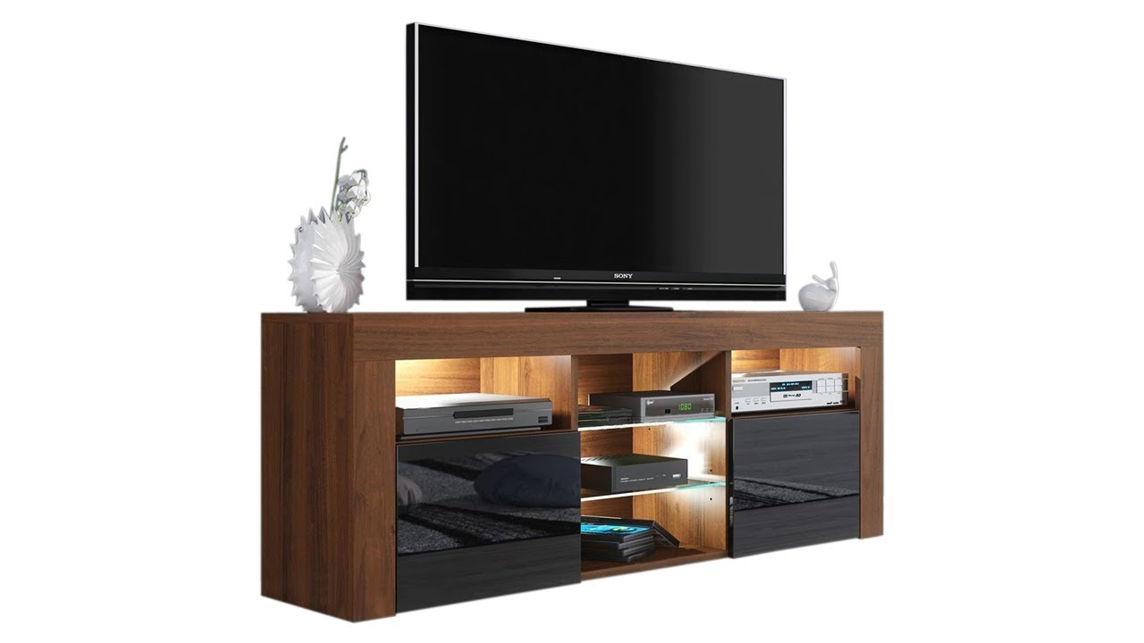 Milano Tv Meubel.Meble Furniture Rugs Milano 145 Tv Stand Assembly