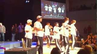 DANCE TEAM from EDDIE JAMES MINISTRY