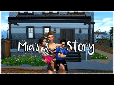 The Sims 4: Lets Play // Mia's Story // Episode 9