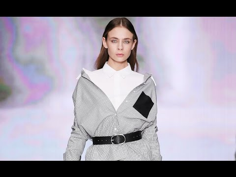 Oksana Fedorova Design Studio | Fall Winter 2017/2018 Full Fashion Show | Exclus