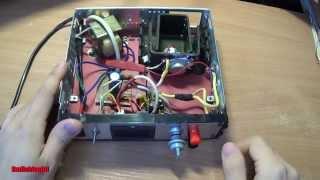 Доработка и тестирование электронной нагрузки. Что делать, если горят полевики