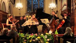 Schubert Trout Quintet 1st movement - Whittington Festival 2014