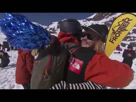 Winter Games NZ 2018 Ep8 The North Face Frontier