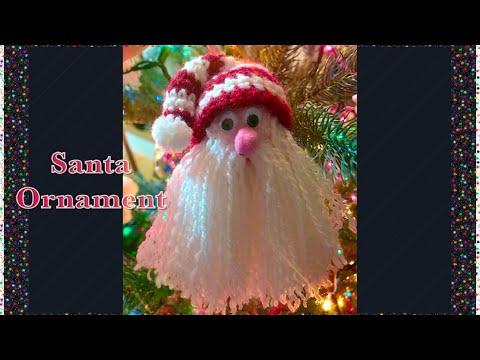 Fuoriporta / coccarda natalizia fatta a mano con gnomo amigurumi ... | 360x480