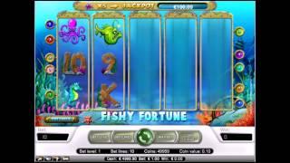 Клуб Вулкан онлайн представляет - игровой аппарат Fishy Fortune(, 2014-08-04T09:00:55.000Z)