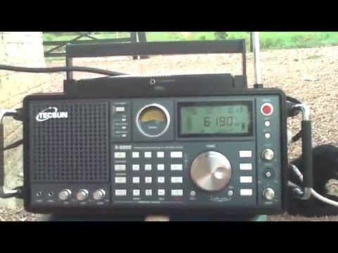 6190 kHz  CNR 2 , China National Radio 2  or / China Business Radio