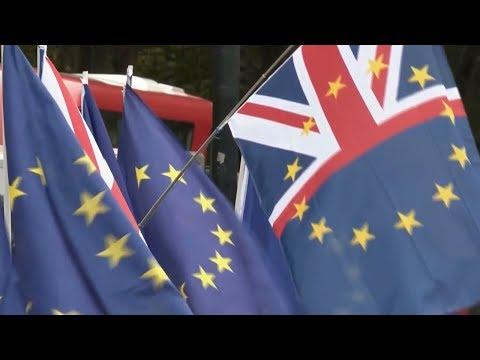 British PM Boris Johnson brings last-ditch Brexit proposal to Parliament
