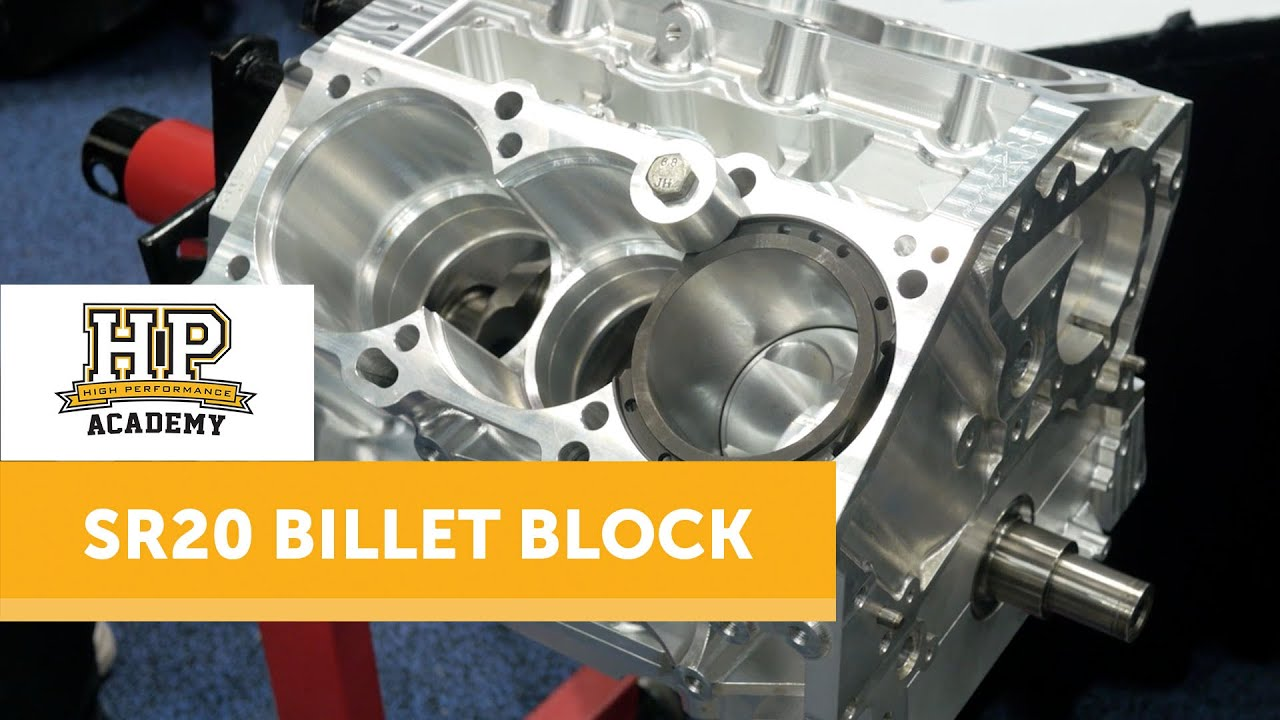 When is it time for a 2,000HP billet block? | Mazworx [TECH TALK] by High  Performance Academy