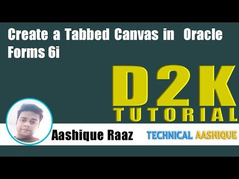 Oracle D2k Tutorial Pdf