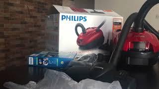 Распаковка PHILIPS PowerLife FC8455/01  из Rozetka.com.ua