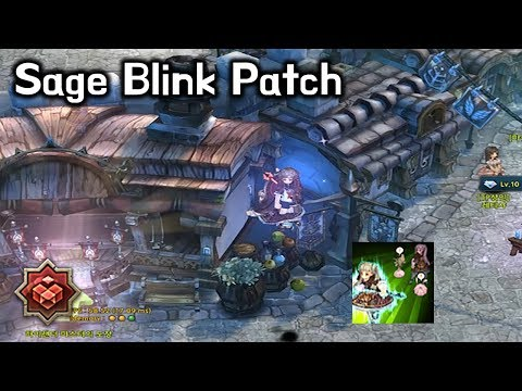 Repeat [TOS Re] Sage Blink Patch by Bong TOS - You2Repeat