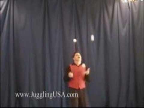Bruce Sarafian Musical  Juggling 3,4,5,6 Balls Juggler