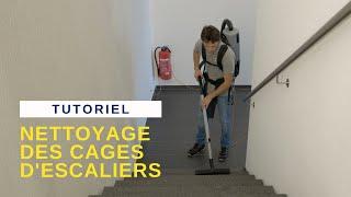 FRE No2 Nettoyage des cages d'escaliers