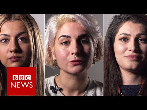 Harassment survey: 'I'm a waitress but I feel like a sex worker' - BBC News