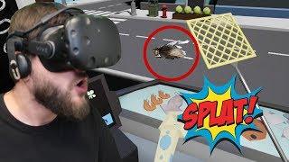 4 DZIWNE GRY NA VR (HTC VIVE VR)