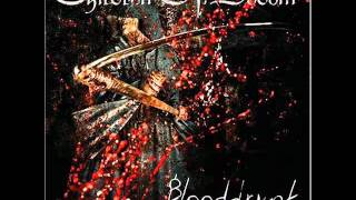 Children of bodom-Blooddrunk guitar backing track