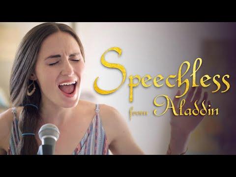 Speechless (Aladdin) - Naomi Scott Cover   The Hound + The Fox