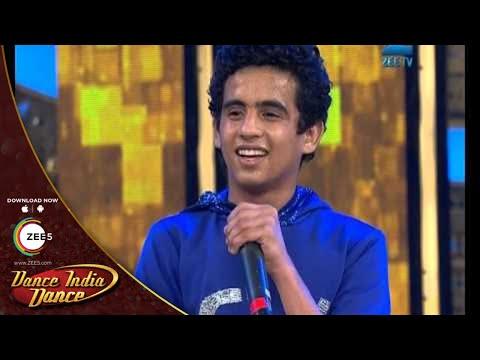 Dance India Dance Season 4 February 02, 2014 - Manan Sachdeva Performance