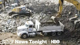 California Mudslides Cleanup & Leaderless Republicans: VICE News Tonight Full Episode (HBO)