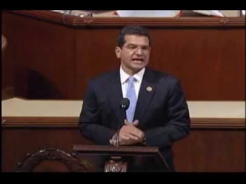 Introduction of the Puerto Rico Status Resolution Act