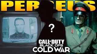 The True Story of Perseus (Black Ops Cold War Story)