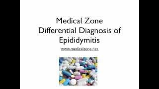 Medical Zone -   Differential Diagnosis of Epididymitis