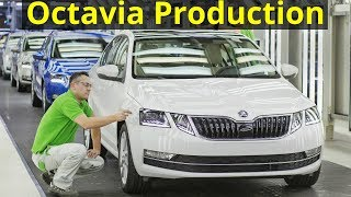 2018 Skoda Octavia Production thumbnail
