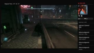 Batman Arkham Knight Live Gameplay Part 3.5
