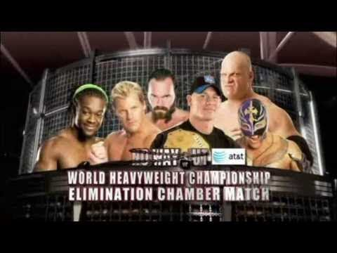 Download WWE Elimination Chamber Match for the World Heavyweight Champion 2009 Full Highlights