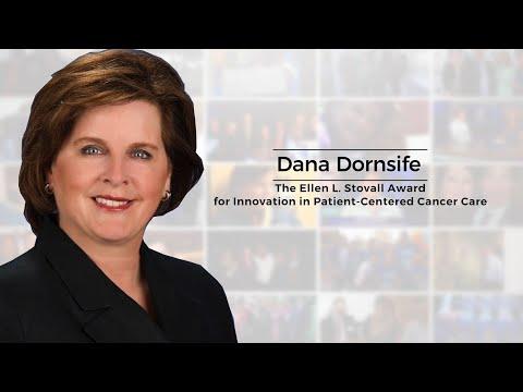 Dana Dornsife: Cancer Advocacy Innovator, 2019 Stovall Award Recipient