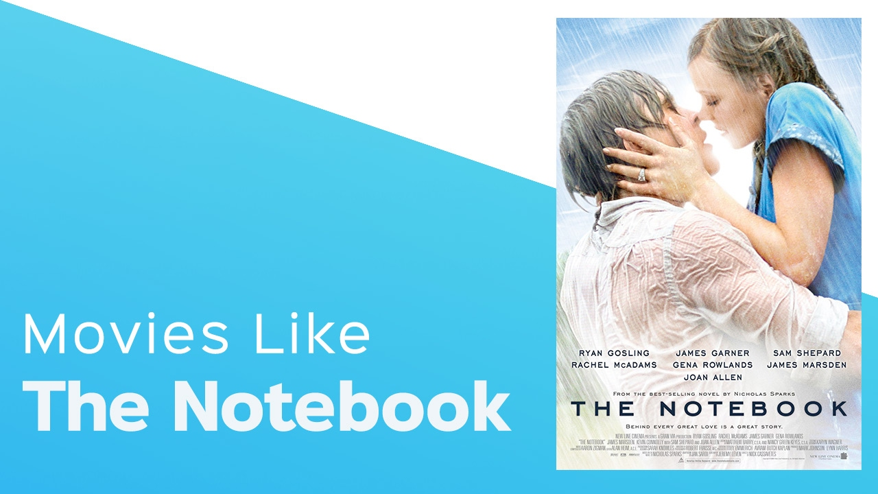 Download Movies like The Notebook - itcher playlist