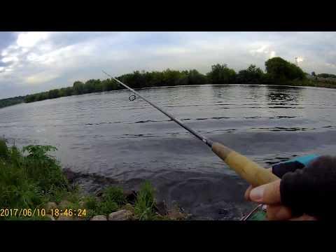 рыбалка на оке в коломенском районе видео