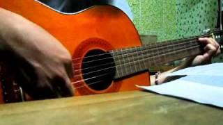 Tình ca tri ân-guitar-ngovankhanh