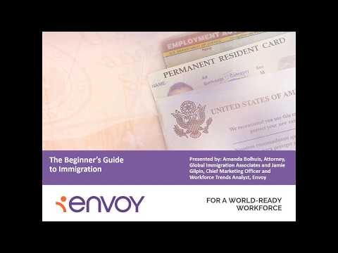 The Beginner's Guide to Immigration