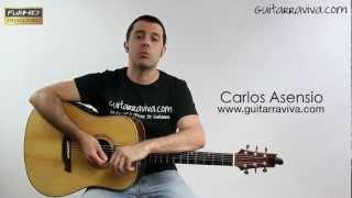 Hombre lobo en París guitarra acústica la unión