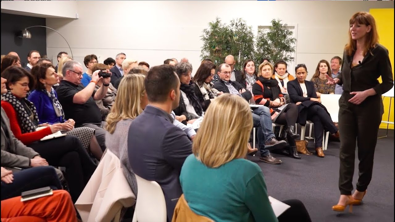 Road to Transformation met Wouter Torfs en Ann Baeke @SchoenenTorfs