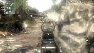 lx GAZ xl - MW3 Game Clip