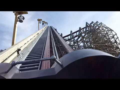 Steel Vengeance Front Seat POV 2018 FULL HD Cedar Point