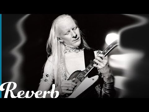5 Johnny Winter Blues Riffs | Reverb Learn to Play