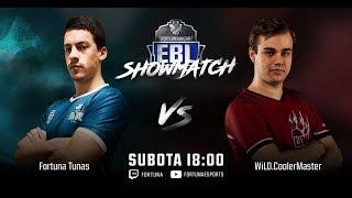 Video EBL Showmatch: Fortuna Tunas [SRB] vs WiLD.CoolerMaster [HUN] download MP3, 3GP, MP4, WEBM, AVI, FLV November 2017